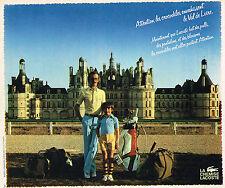PUBLICITE ADVERTISING 104  1974  LACOSTE pantalons pulls  VAL DE LOIRE
