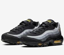 Nike Air Max 95 'Batman' Black Chrome Yellow Uk Size 10 Eur 44 CQ4024-001