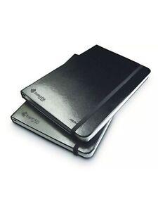 2PK Livescribe Lined 21x14cm Dot Paper Journal Series 1 Digital Notebook/Notepad
