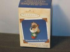Hallmark Keepsake Ornament Collector's Series 2003 Qx8109 5th in Series Mib