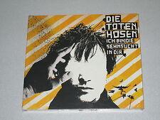 CD - Die Toten Hosen - Ich bin die Sehnsucht in dir - Maxi-CD - Neu & OVP