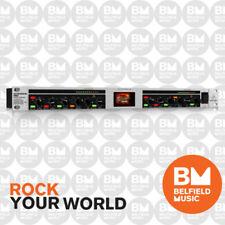 Behringer Ultragain Pro MIC2200 Mic Preamp MIC-2200 - Brand New - Belfield Music