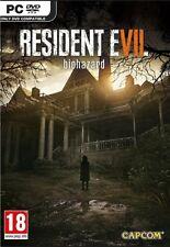 Resident Evil 7 - Biohazard PC DVD-Rom
