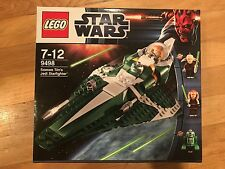 LEGO Star Wars Saesee Tiin's Jedi Starfighter 9498 ~ 244 Pcs. 2012 New Sealed