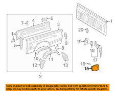 TOYOTA OEM 00-02 Tundra Fender Bed-Fuel Door Gas Cap Hatch 773050C012