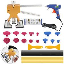 Paintless Dent Repair Removal PDR Tools Kit Dent Lifter Puller Tabs Glue Gun Set