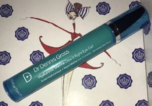 DR. DENNIS GROSS HYALURONIC MARINE DEW IT ALL EYE GEL 0.5 FL OZ ~NEW/FULL SIZE~