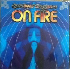 SPIRITUAL BEGGARS  On Fire    CD ALBUM  NEW - NOT SEALED