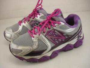 Women's 7.5 2E Extra Wide EW New Balance 1340v2 1340 Running Shoes Purple Silver