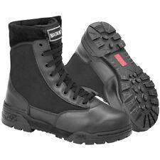 Magnum Clásico botas hombre seguridad Táctica airsoft combate Police acolchado negro 48