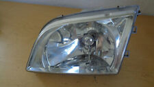 Mitsubishi Space Star Bj.98-02 Headlight Left Clear Glass With Lwr Actuator