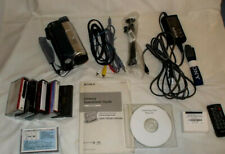 Sony Video Camcorder Dcr-Trv460 Exc Condition W/Case, 5 Tapes & Extras