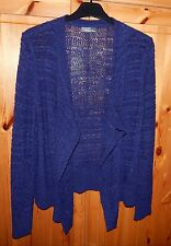 Strickjacke blau STREET ONE 38 neuw.