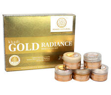 Khadi Natural Gold Radiance Mini Facial Kit , 75gm