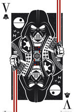 Star Wars Vader Playing Card Maxi Poster 61x91.5cm FP2920