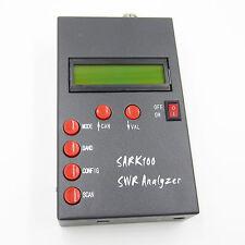 SARK-100 1-60 MHz HF ANT SWR Antenna Analyzer Meter SARK100 per Ham Radio