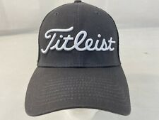 Foot Joy Titleist Pro V1 Gray New Era Large Xlarge Fitted Hat Ball Cap Fast Ship