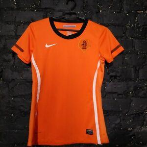 Netherlands Jersey Woman Home football shirt 2010 - 2012 Nike 378490-815 Size S