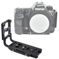Kamera Platte Schiene Griff Schnellwechselplatte für Pentax K7/K5/KR/Stativkopf