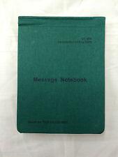Australian Army / Cadet Field Notebook