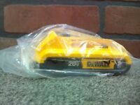 Dewalt DCB203 20V MAX Compact XR 2.0 AH Lithium Ion Battery Pack-***NEW***