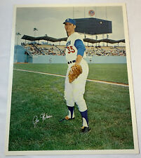 1960's 8x10 photo ~ JIM HICKMAN ~ Los Angeles Dodgers
