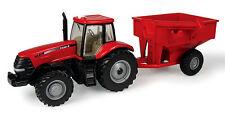1/64 ERTL CASE IH MX215 4WD TRACTOR W/ GRAIN CART