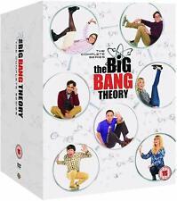 THE BIG BANG THEORY Complete Series Seasons 1-12 DVD Set NEW SEALED!