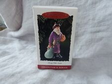 "Hallmark Collectible Ornament ""Merry Olde Santa"" 1995"