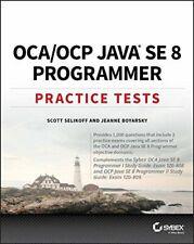 OCA / OCP Java SE 8 Programmer Practice Tests by Boyarsky, Jeanne Book The Cheap