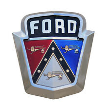 "1950's Ford Decal is 3"" x 2"" in size Free Shipping"