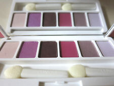 CLINIQUE Limited Edition 6 Color All About Eye Shadow Palette Purples new