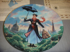 Knowles Mary Poppins Collector'S Plate