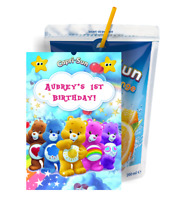 EMINEM PERSONALIZED BIRTHDAY PARTY ROUND STICKERS FAVORS LABELS LOLLI POP /& more