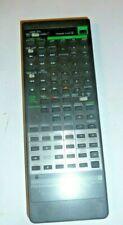 SONY PROGRAMMABLE REMOTE CONTROL RM-P301 AUDIO/TV/VTR/LDP STR-AV1020 STR-D2020