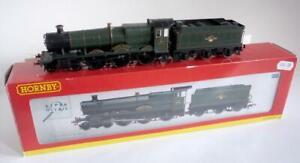 HORNBY RAILWAYS (OO GAUGE) R2502 - GRANGE CLASS LOCO (OVERTON GRANGE) BOXED
