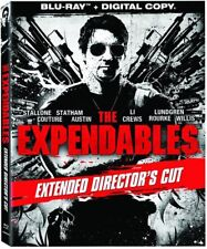The Expendables [New Blu-ray] Extended Edition, Subtitled, Widescreen, Ac-3/Do