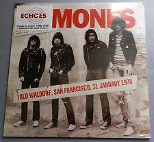 Ramones-Old Waldorf, San Francisco 2015 Echoes LP * New & Sealed *