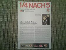 Programm FC St.Pauli - 1 FC Union Berlin 02/03