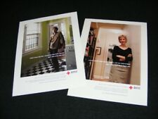 AMERICAN RED CROSS magazine clippings print ads