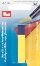 Prym Cartridge Refill for Aqua Glue Marker, applique fabric tack, paper adhesive