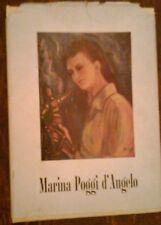 MARINA POGGI D'ANGELO