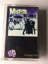 Misfits- Walk Among Us Cassette Rare!