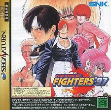 (Used) Sega Saturn The King of Fighters '97 [Japan Import]、