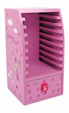CD Schrank Aufbewahrungsregal Kinderzimmer - Kindermöbel - Spielzimmer