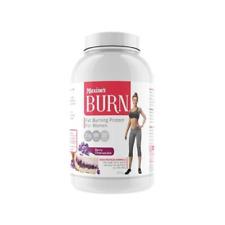 MAXINES Burn 500g Berry Cheesecake Fat Burning Protein for Women Body Sculpt ASN