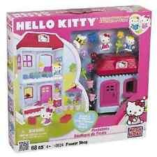 Megabloks Hello Kitty Flower Boutique