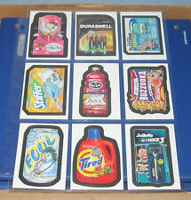 WACKY PACKAGES ANS2 SINGLES ( PICK ANY 3 ) GREAT PRICE
