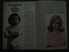 1981 TV Guide(WENDY SCHAAL/CATHERINE BACH/LONI ANDERSON/SORRELL BOOKE/BOSS HOGG)