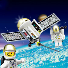 #506 Enlighten Satellite Dragonfly Style Assembly Block Educational Building Toy